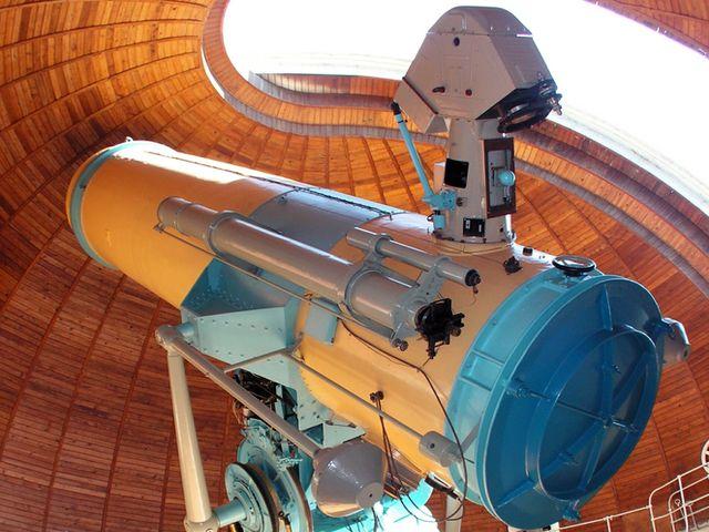 Телескоп Крымской астрофизической обсерватории