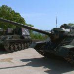 На Мемориальном комплексе «Сапун-гора» возобновился запуск бронетехники