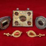 Археологи КФУ нашли коллекцию украшений знати аланских племён III века