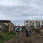 В Орловке бетонная плита упала на троих школьников, один из них погиб