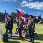 В Австралии в торжественной обстановке отметили День России