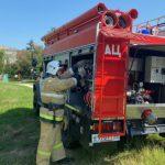 Сотрудники МЧС проверяют пожарную безопасность школ Крыма