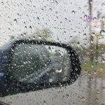 Из-за сильного ливня центр Симферополя «встал» в пробках