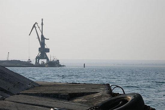 Озеро Донузлав в Крыму