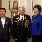 В преддверии Дня Победы севастопольских ветеранов поздравила сенатор Екатерина Алтабаева