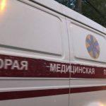 В Симферополе столкнулись «скорая» с легковым авто: пострадали пять человек