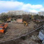 В Севастополе снесут самовольные постройки на проспекте Октябрьской Революции
