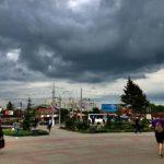 Ливни, грозы и шквал возвращаются в Крым