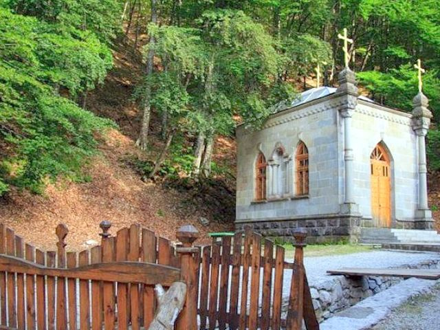 Косьмо-Дамиановский монастырь