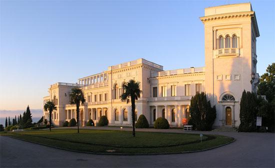 Ливадия, Ливадийский дворец