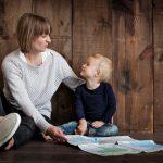 Что передается от матери к ребенку?