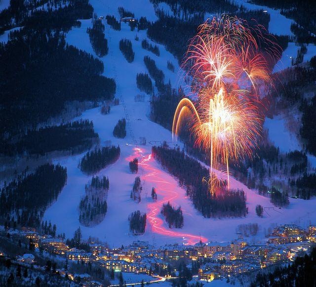 Новый Год в крымских горах