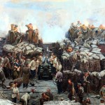 Панорама «Оборона Севастополя 1854-1855гг», Франц Рубо