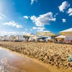 Пляж «Лазурный берег», Евпатория