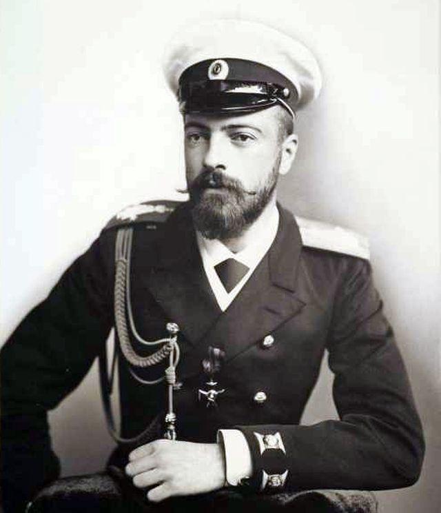 Великий князь Александр Михайлович. США, 1893 г.