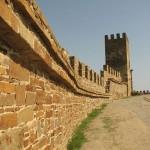 Судакская крепость средневекового Крыма