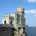 Ласточкино гнездо — Замок любви