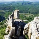Достопримечательности Крыма — Тепе-Кермен и Сюйрень