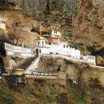 Пещерные города Крыма — Чуфут-Кале и Успенский монастырь