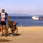 Виктор Лозовик от Ужгорода до Владивостока на велосипеде